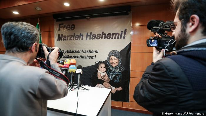 US arrested Iranian journalist without charge