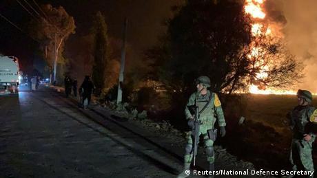 У Мексиці вибухнув трубопровід з нафтопродуктами: щонайменше 20 загиблих