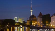Berlin skyline (picture-alliance/C. Reister)