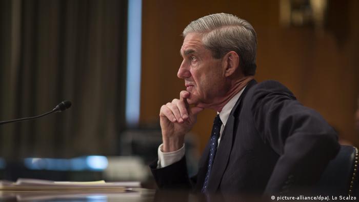 رابرت مولر، بازرس ویژه پرونده دخالتهای روسیه در کارزار انتخاباتی آمریکا