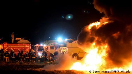 Мексика: внаслідок вибуху трубопроводу загинули десятки людей