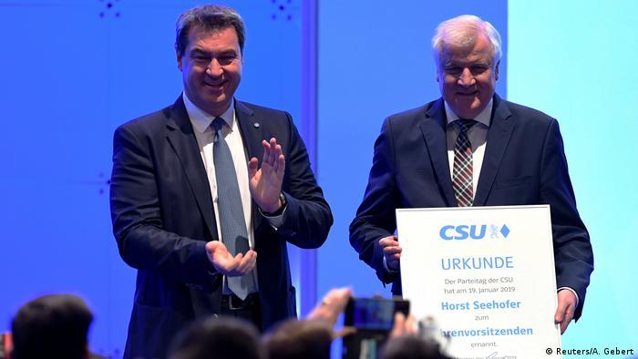 CSU Parteitag München