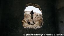 Syrien Krieg | arabische Einheit der SDF in Manbidsch