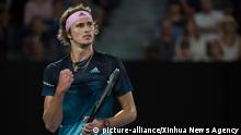 Alexander Zverev (picture-alliance/Xinhua News Agency)