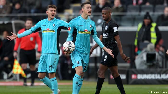 Bundesliga Matchday 18 roundup