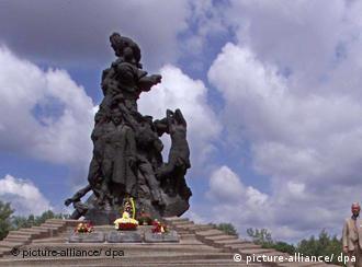 Памятник советским гражданам в Бабьем Яру