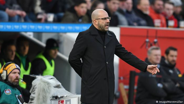 Bundesliga preview: Peter Bosz needs to turn talk in to points in Wolfsburg