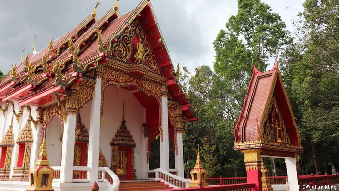 Thailand Tempel Wat Kathu in Phuket