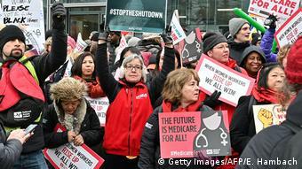 Κινητοποιήσεις γυναικών στην Ουάσινγκτον