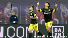 Fußball Bundesliga 18. Spieltag   RB Leipzig vs. Borussia Dortmund Witsel