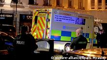 Nordirland Explosion in Londonderry (picture-alliance/dpa/S. Mcauley)