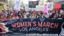 USA Women's March in Los Angeles