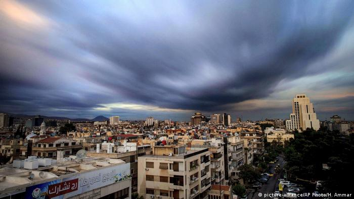 Syria: ′Huge explosion′ rocks Damascus | News | DW | 20 01 2019