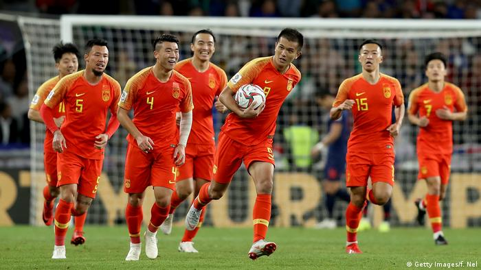 Fußball ASIAN-Cup 2019 Thailand v China (Getty Images/f. Nel)