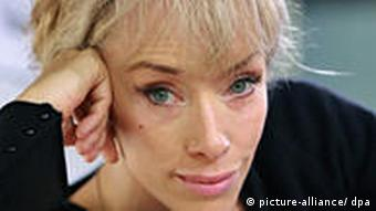 Sibylle Berg (Foto: dpa)
