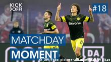 DW Kick off | Matchday Moment Axel Witsel Dortmund
