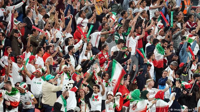 Fußball Asian Cup 2019 Iran vs Oman (Imago/Action Plus)
