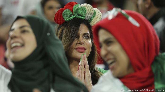 Fußball Asian Cup 2019 Iran vs Oman (picture-alliance/AP Photo/K. Jebreili)