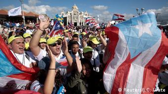 Costa Rica Vorbereitung für katholischen Weltjugendtag ind Panama