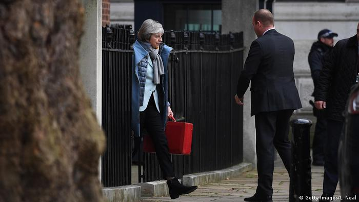 UK | Theresa May (Getty Images/L. Neal)