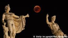 Bildergalerie Totale Mondfinsternis 2019 weltweit