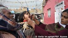 Pakistan Polio Impfung