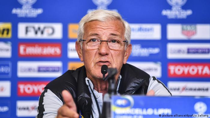Fußball-Asienmeisterschaft 2019 Marcello Lippi (picture-alliance/dpa/Liu Jialiang)