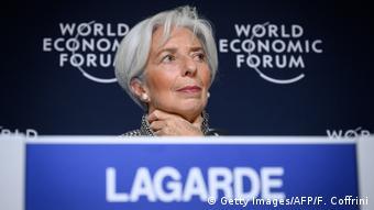 Τη δική της σφραγίδα φαίνεται να αφήνει η επικεφαλής του ΔΝΤ Κριστίν Λαγκάρντ