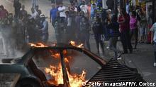 Venezuela - Proteste gegen Nicolas Maduro