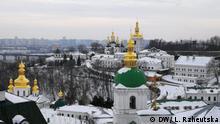 Kiew-Petschersk-Lavra Museum und Orthodoxes Kloster der Kirche des Moskauer Patriarchats.