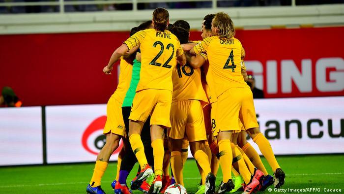 Asienmeisterschaft 2019 | Australien vs. Usbekistan