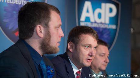 ΑdP, ένα κόμμα δεξιότερο του ακροδεξιού AfD