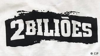 Mosambik T-shirt von CIP Kampagne #Eu não pago dívidas ocultas
