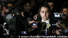 Italian Deputy Premier Luigi Di Maio (picture-alliance/AP Photo/ANSA/R. Antimiani)