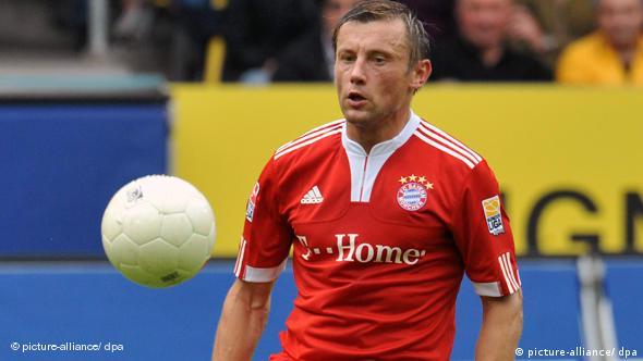 Bildergalerie kroatische Bundesligaspieler Ivica Olic