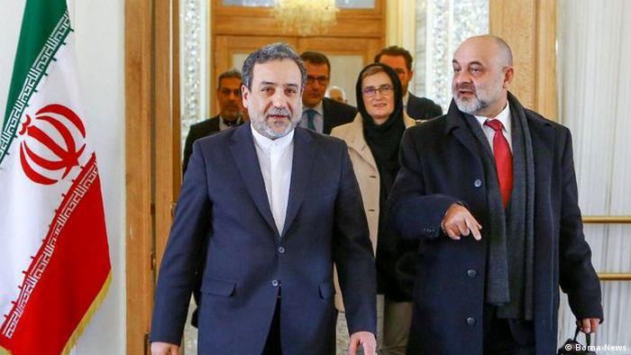 Polnischer Vize-Außenminister landet in Iran (Borna-News)