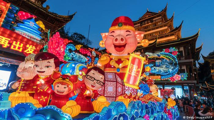 Bildergalerie China Reisesaison zum Neujahrsfest 2019 geht los