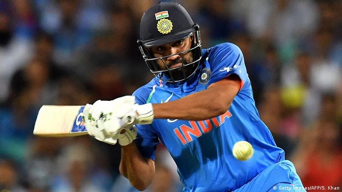 Indien Cricketspieler Rohit Sharma (Getty Images/AFP/S. Khan)