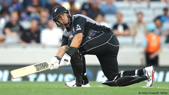 Neuseeland Kricketspieler Ross Taylor (Getty Images/P. Walter)