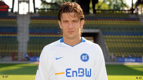 Bildergalerie kroatische Bundesligaspieler Dino Drpic