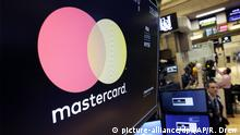 The Mastercard logo (picture-alliance/dpa/AP/R. Drew)