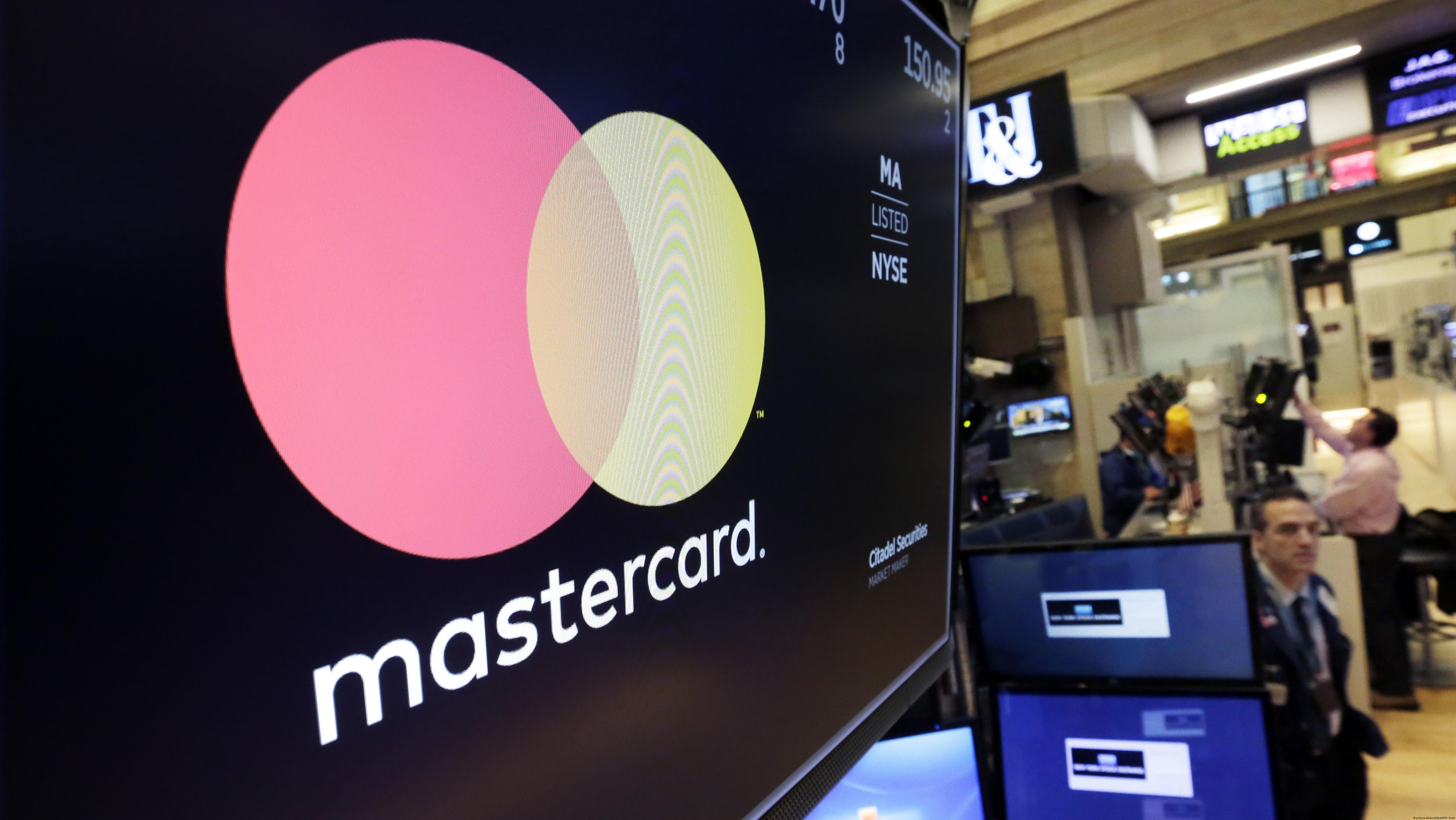 EU fines Mastercard more than half a billion Euros