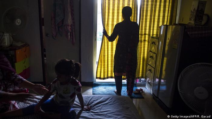Thailand Flüchtlinge Asylbewerber aus Pakistan