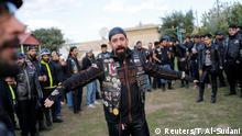 Irak Motorradclub Iraq Bikers