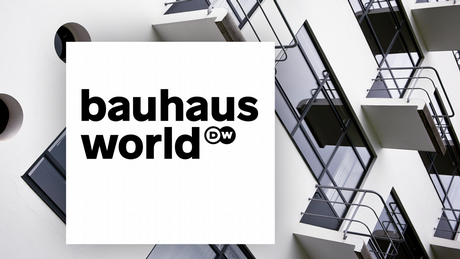 Logo bauhaus world (DW)