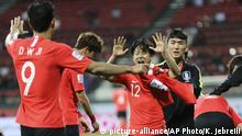 Fußball AFC Asian Cup Korea - Bahrain (picture-alliance/AP Photo/K. Jebreili)