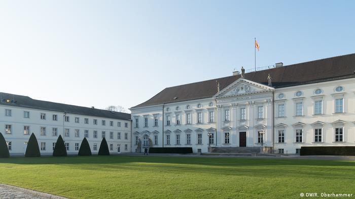 Deutschland Berlin Schloss Bellevue