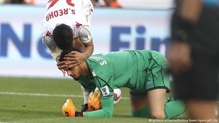 Asienmeisterschaft 2019 | Südkorea vs. Bahrain (picture-alliance/Xinhua News Agency/D. Xu)