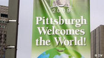 G20 Gipfel in Pittsburgh