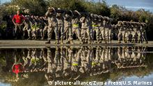 USA Militär in Kalifornien | Charlie Company, 1st Recruit Training Battalion